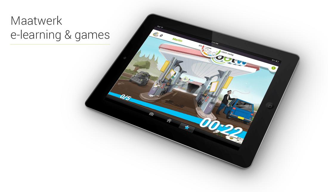 e-learning ontwikkeling en games