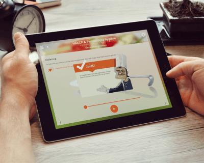tablet haccp