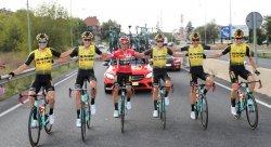Jumbo Visma Vuelta
