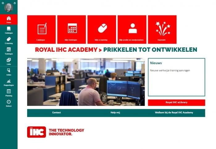 IHC academy