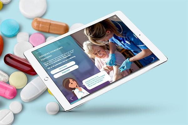 VTH tablet